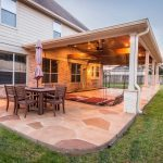 12 Stamped Concrete Patio Ideas We Love
