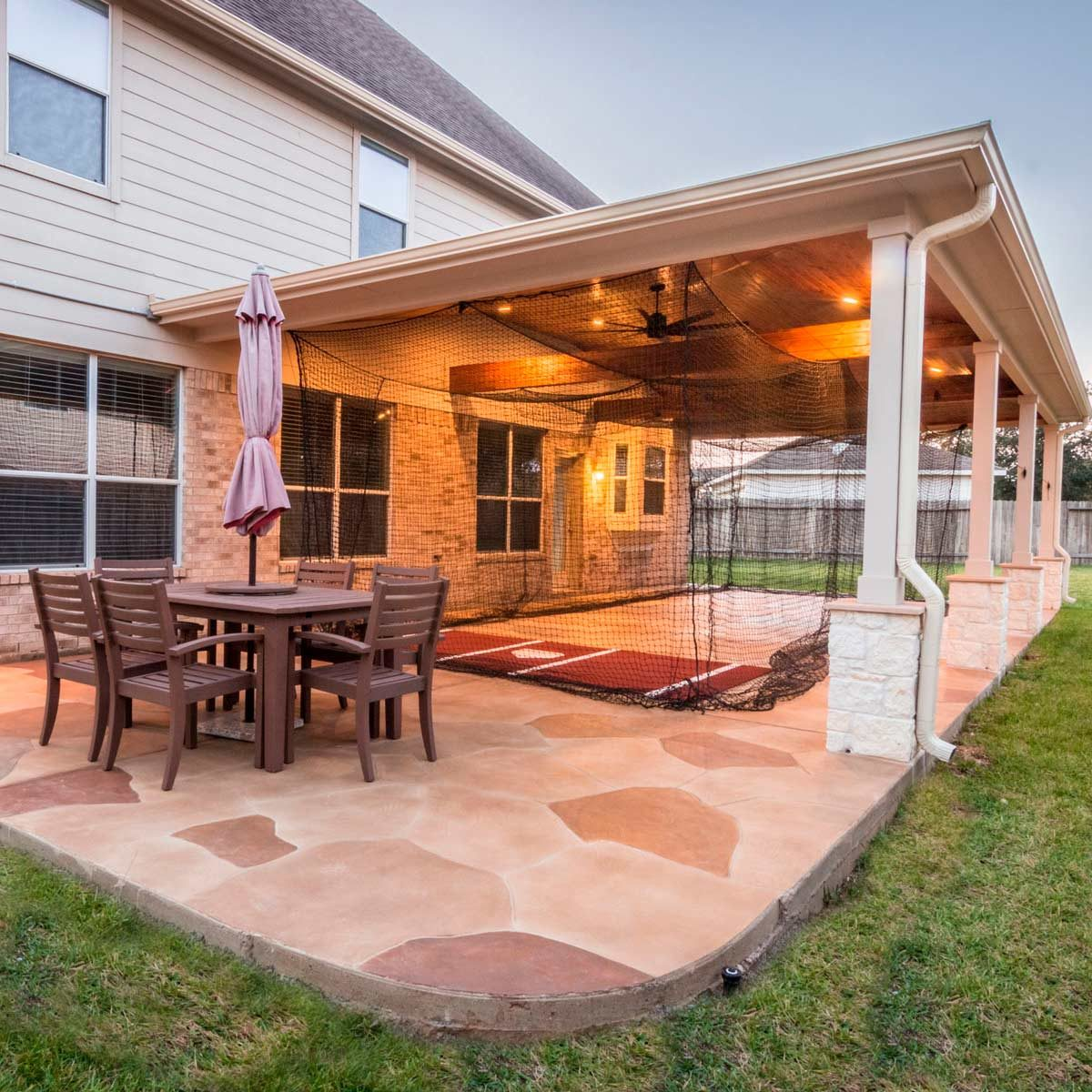 12 Stamped Concrete Patio Ideas We Love | Family Handyman on Ideas For Patio Covers  id=58539