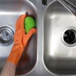 How to Polish a Stainless Steel Sink With a Pantry Ingredient You Already Have