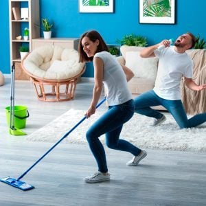 The Ultimate Spring Cleaning Playlist
