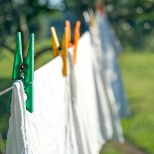 The Greenest Way to Dry Your Clothes
