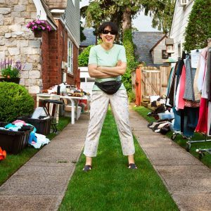 15 Things You See At Every Garage Sale