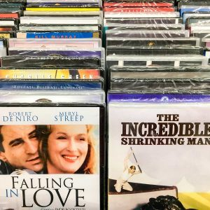 What to Do With Your Old DVD Collection