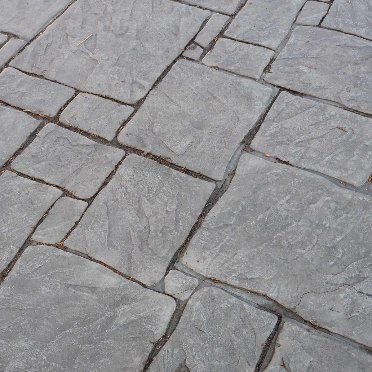 12 Stamped Concrete Patio Ideas We Love Family Handyman