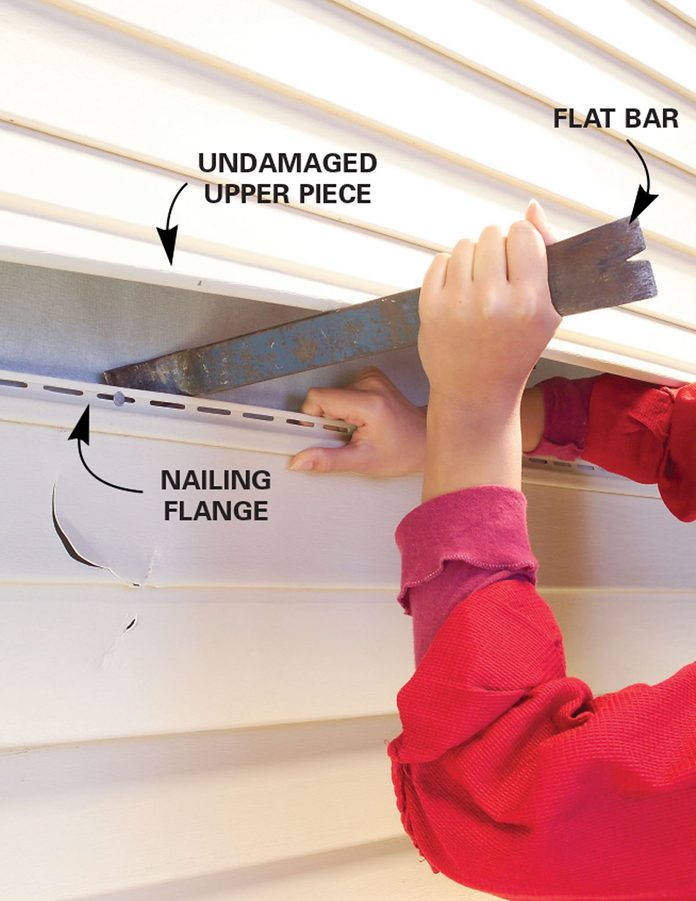 vinyl siding repair replacement