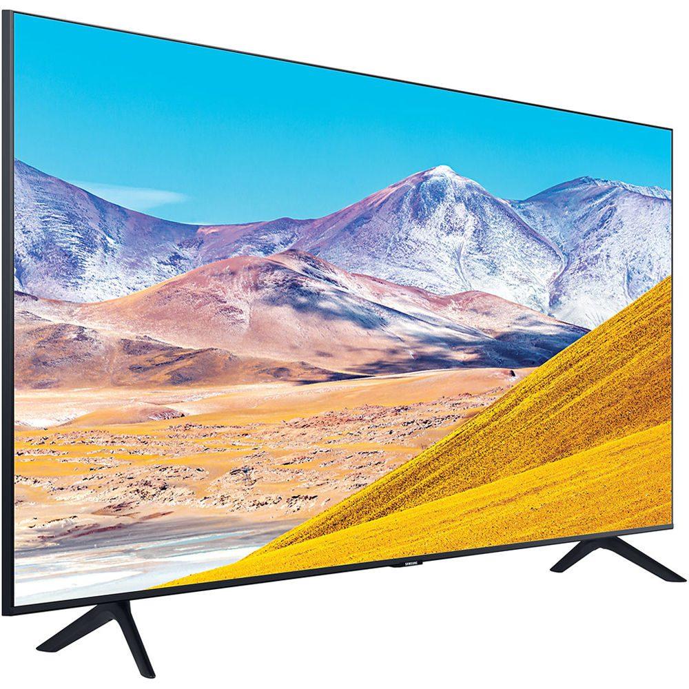"Samsung TU8000 50"" Class HDR 4K UHD Smart LED TV"