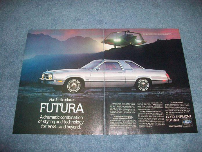 1978 Ford Furtura