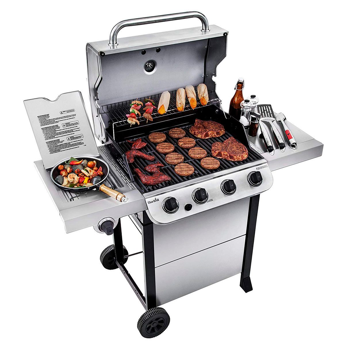 10 Best-Reviewed Gas Grills on Amazon