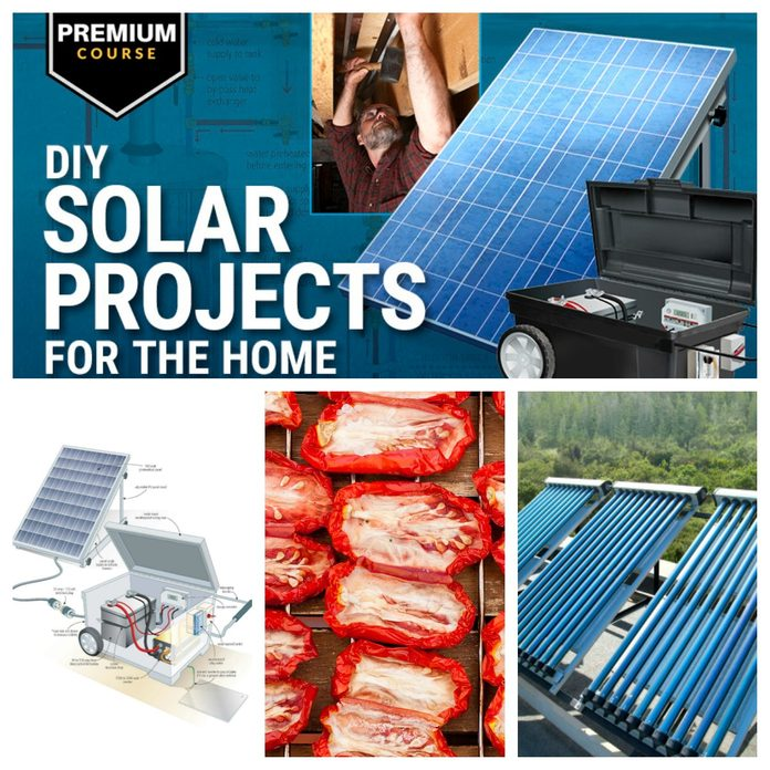 Solar Projects Online Course