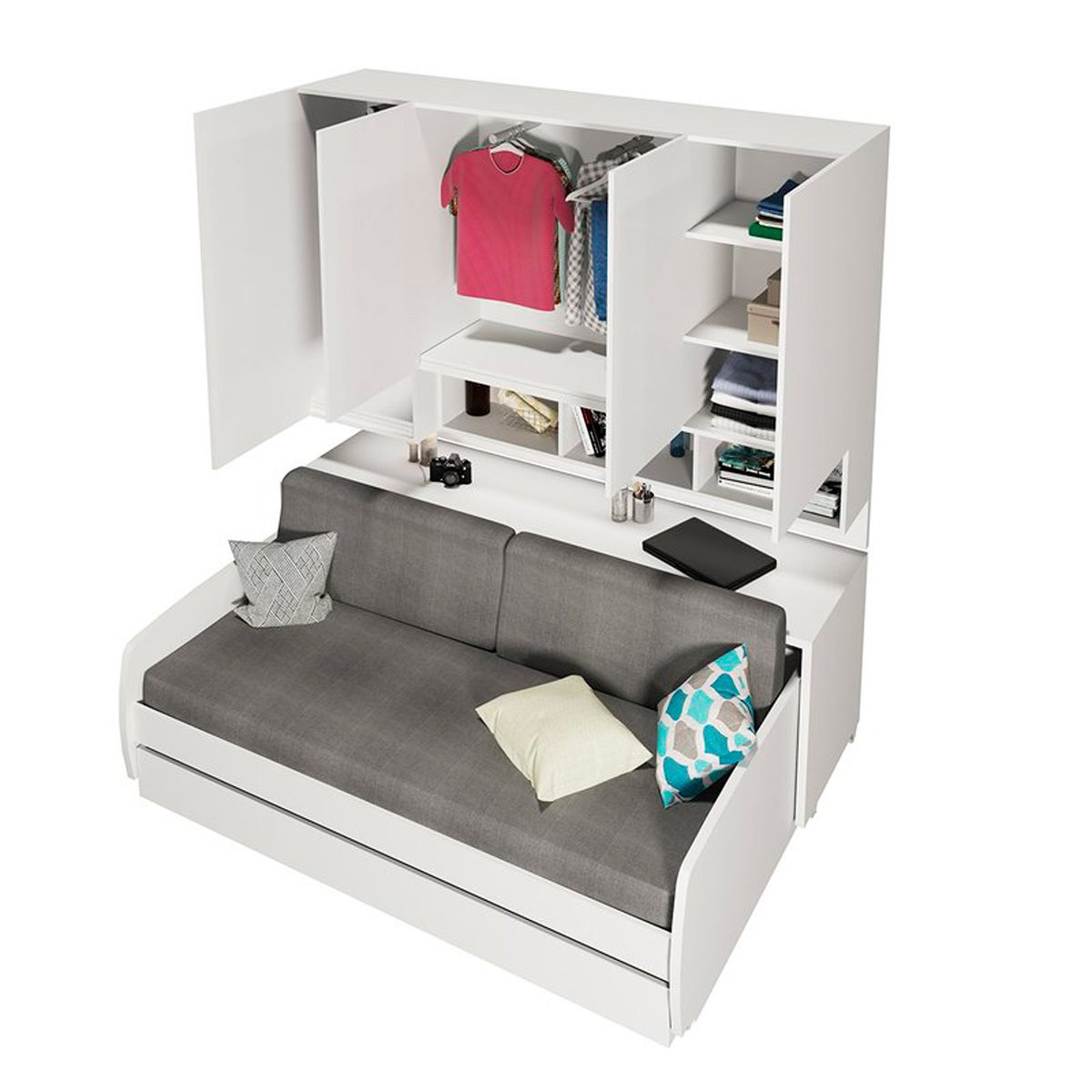 Genius Bed Ideas For Small Rooms Family Handyman