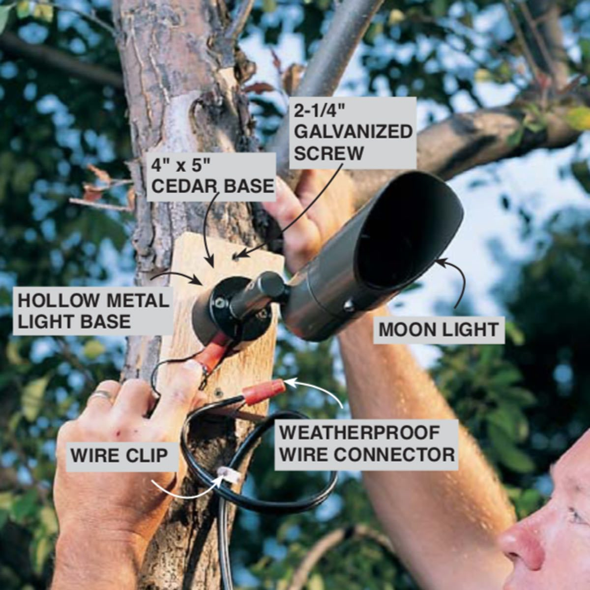 Outdoor Low Voltage Lighting Family Handyman