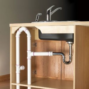 Two Ways to Plumb an Island Sink