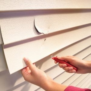 How to Replace Vinyl Siding