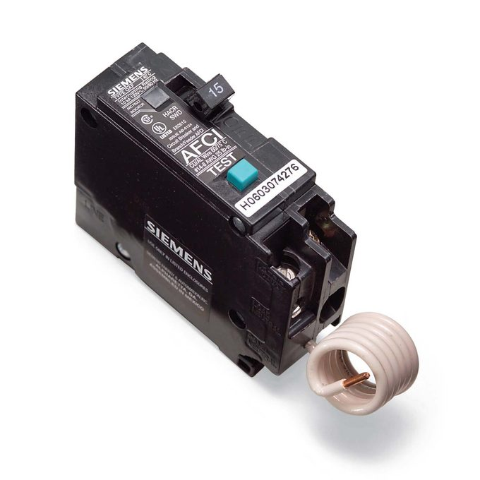 fix sensitive arc fault circuit breaker afci