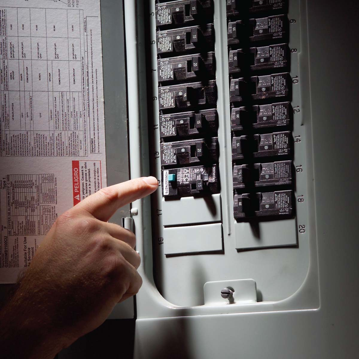 Fix A Sensitive Arc Fault Circuit Breaker Family Handyman