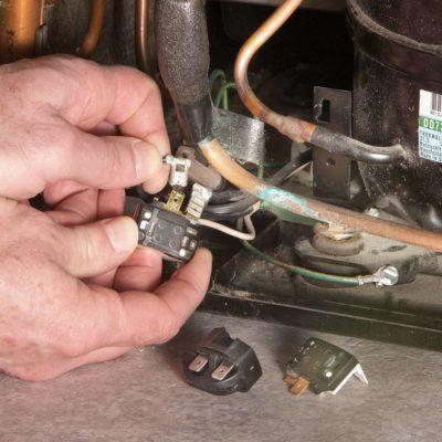 compressor repair how to test a refrigerator compressor