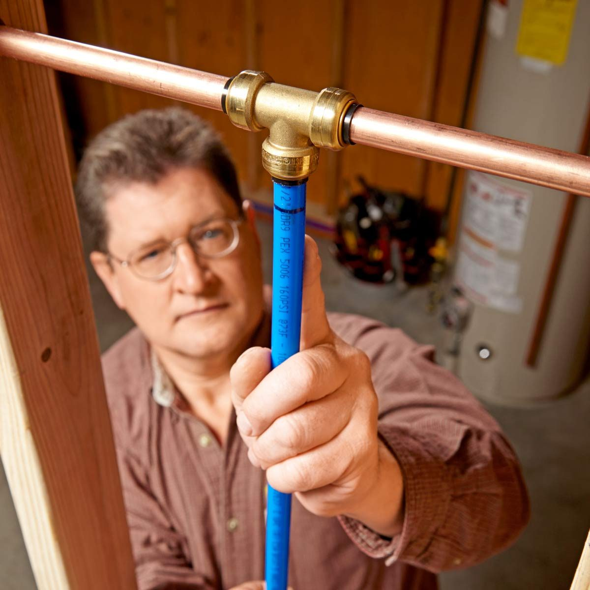 How To Join Dissimilar Pipes Family Handyman