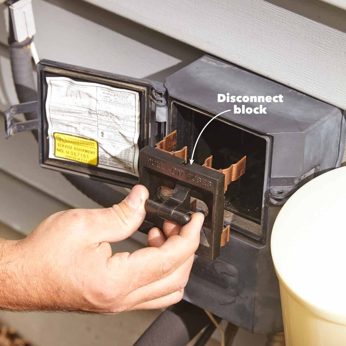 AC Repair: How to Troubleshoot and Fix an Air Conditioner (DIY Project)The Family Handyman