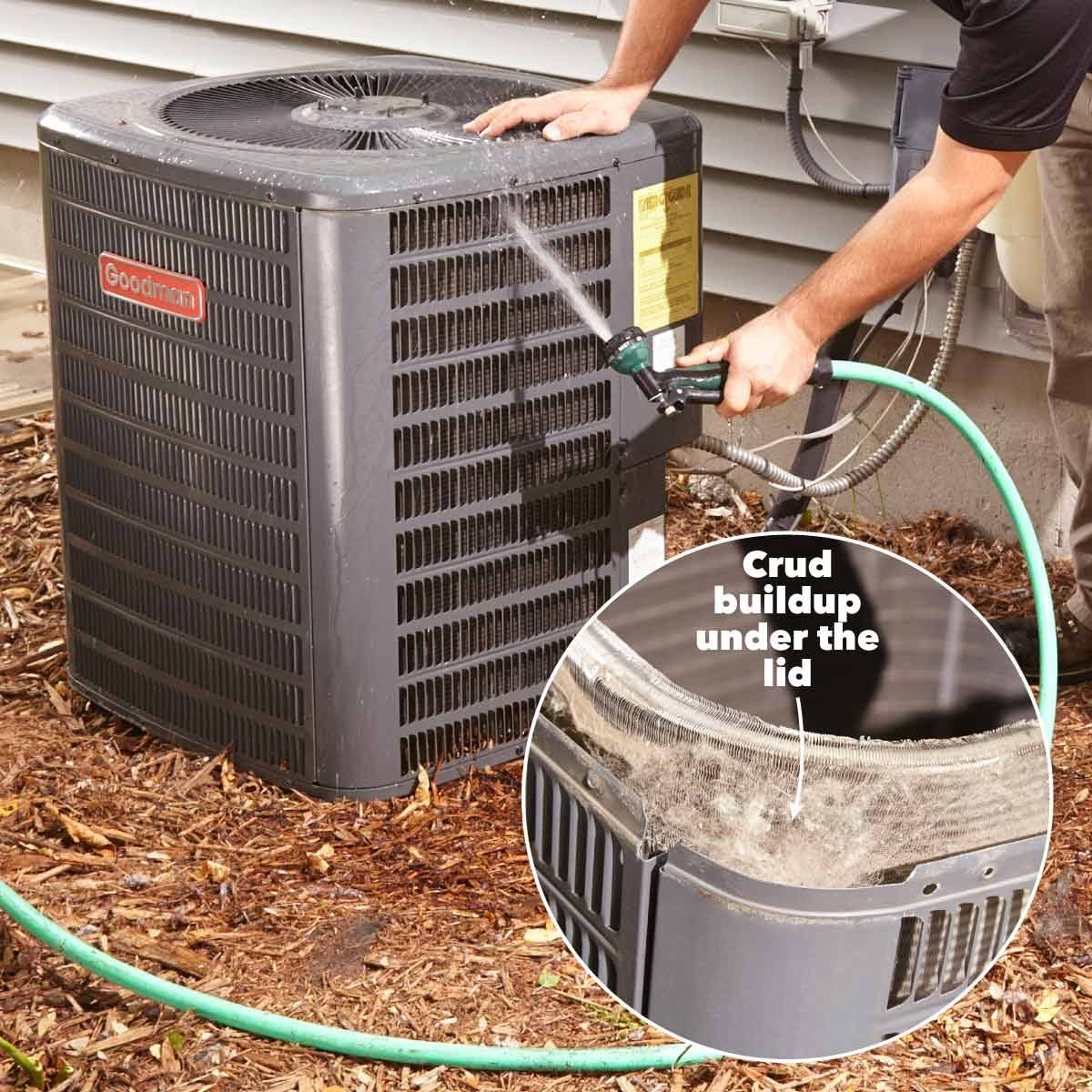 DIY Air Conditioning Repair - Step by Step | Family Handyman
