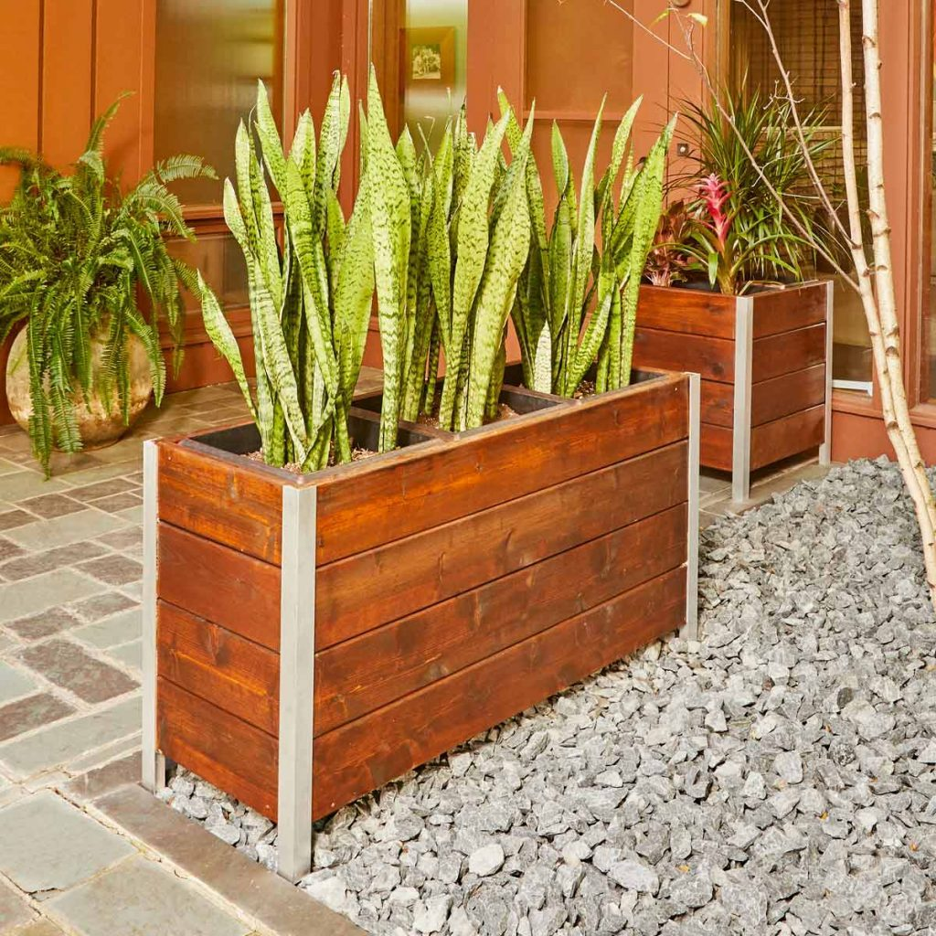 modern planter featured image