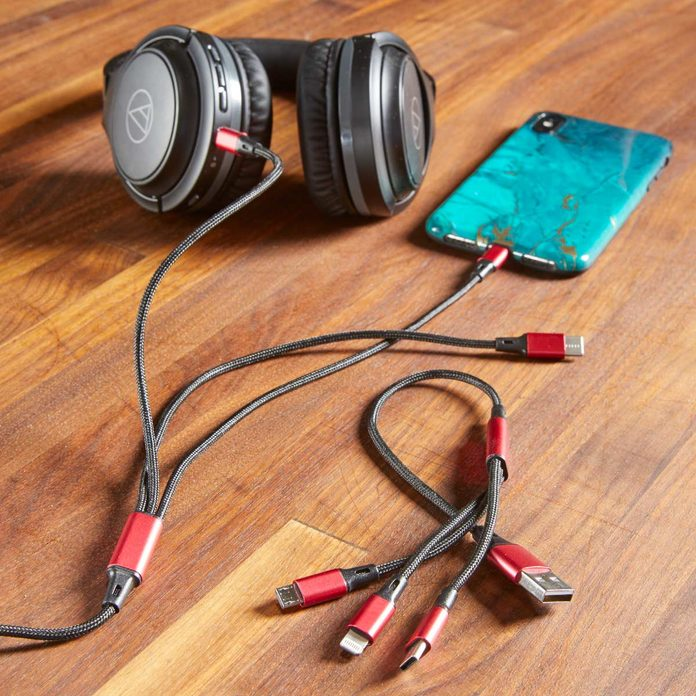 one cord to charge them all usb multi cable