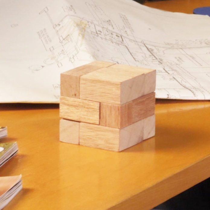 How to Make a Wood Puzzle Cube