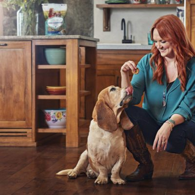 ree drummond dog treats