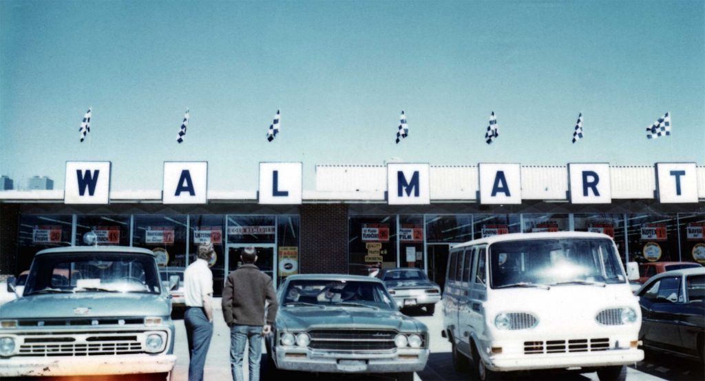What Walmart Looked Like When First Opened Handyman