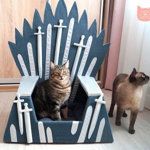 Is Your Pet Ready for Game of Thrones?