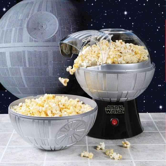 death star popcorn