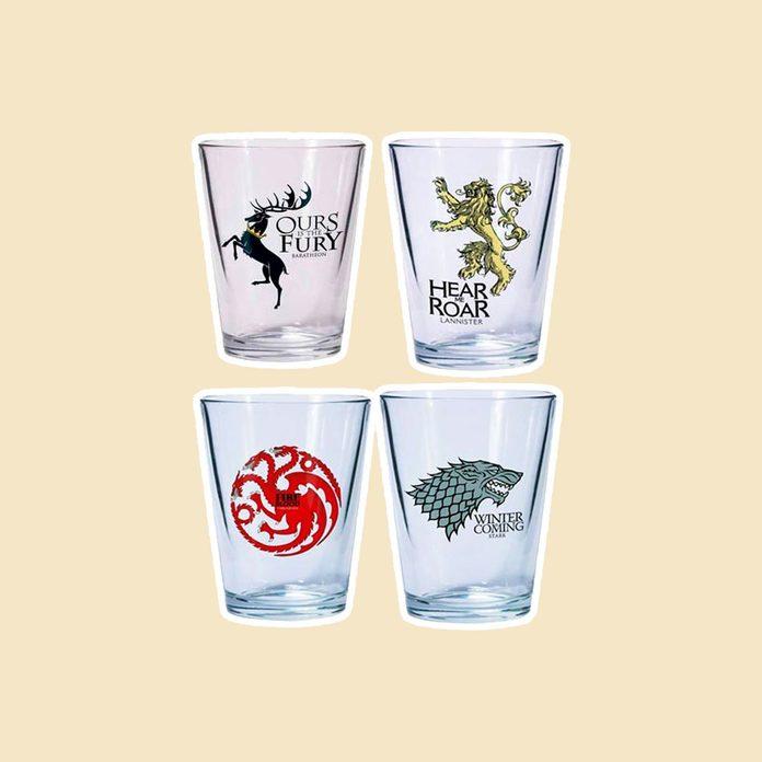 Game of Thrones Shotglass Set