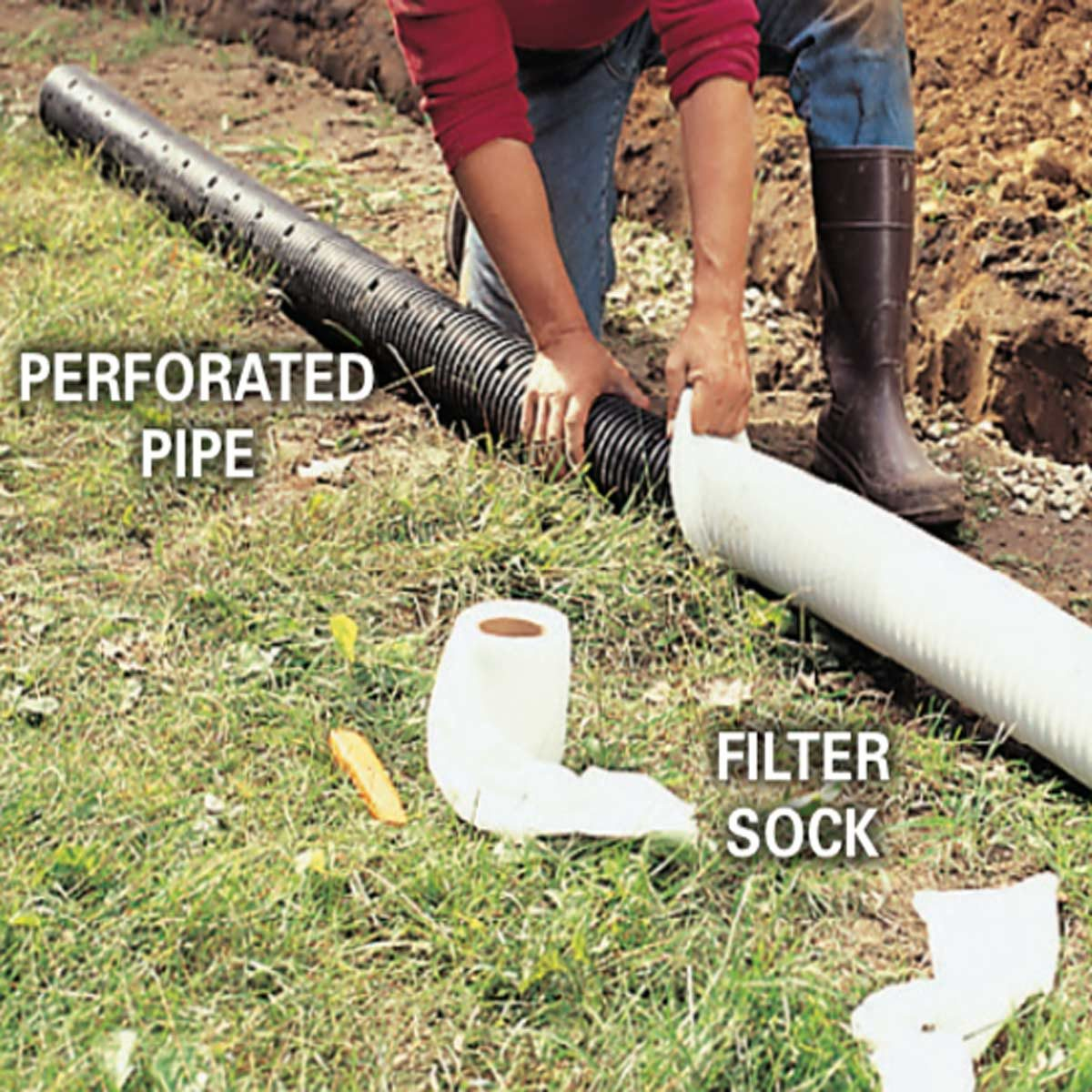 How to Achieve Better Yard Drainage | Family Handyman
