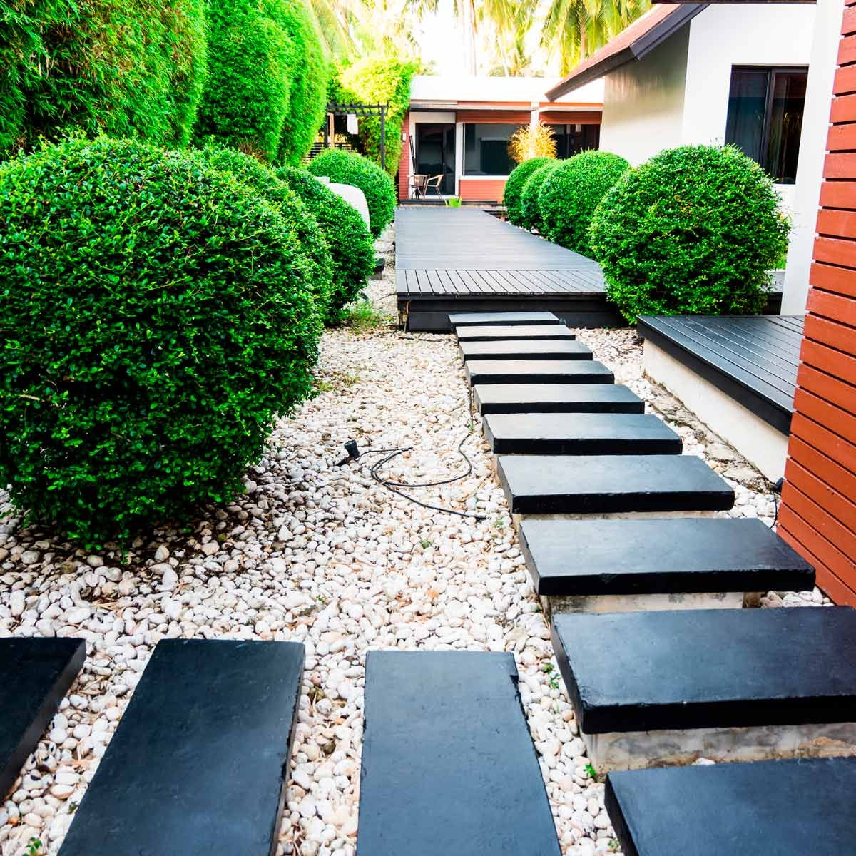 Front Yard Landscaping Ideas With Rocks Family Handyman