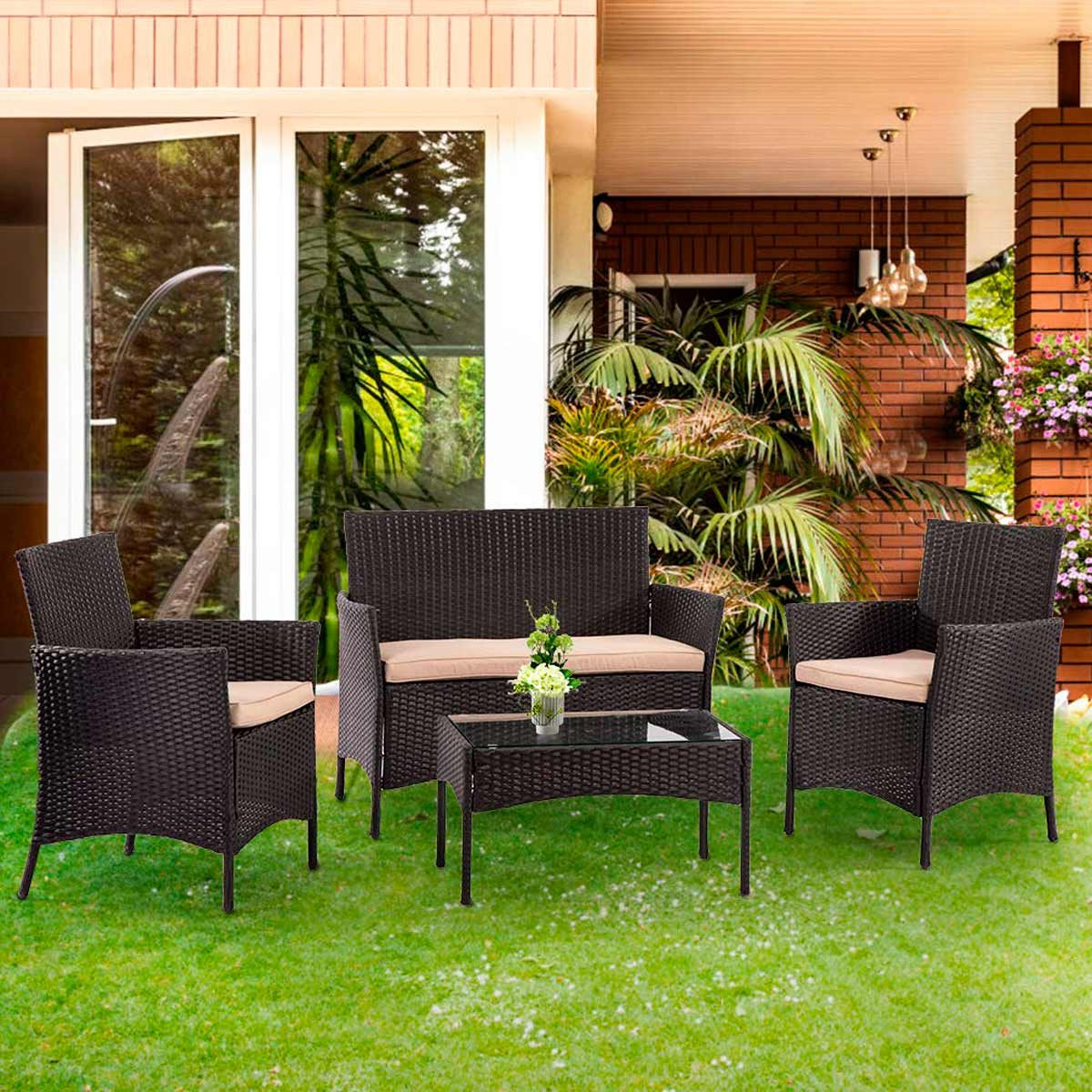 Excellent Amazon Patio Furniture Were Buying This Month Family Home Interior And Landscaping Ologienasavecom