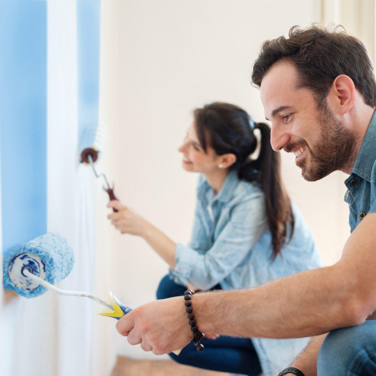 KILZ sponsored painting priming walls