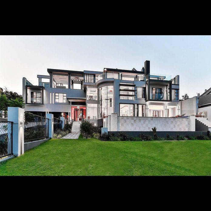 Modern Mansion in Johannesburg South Africa