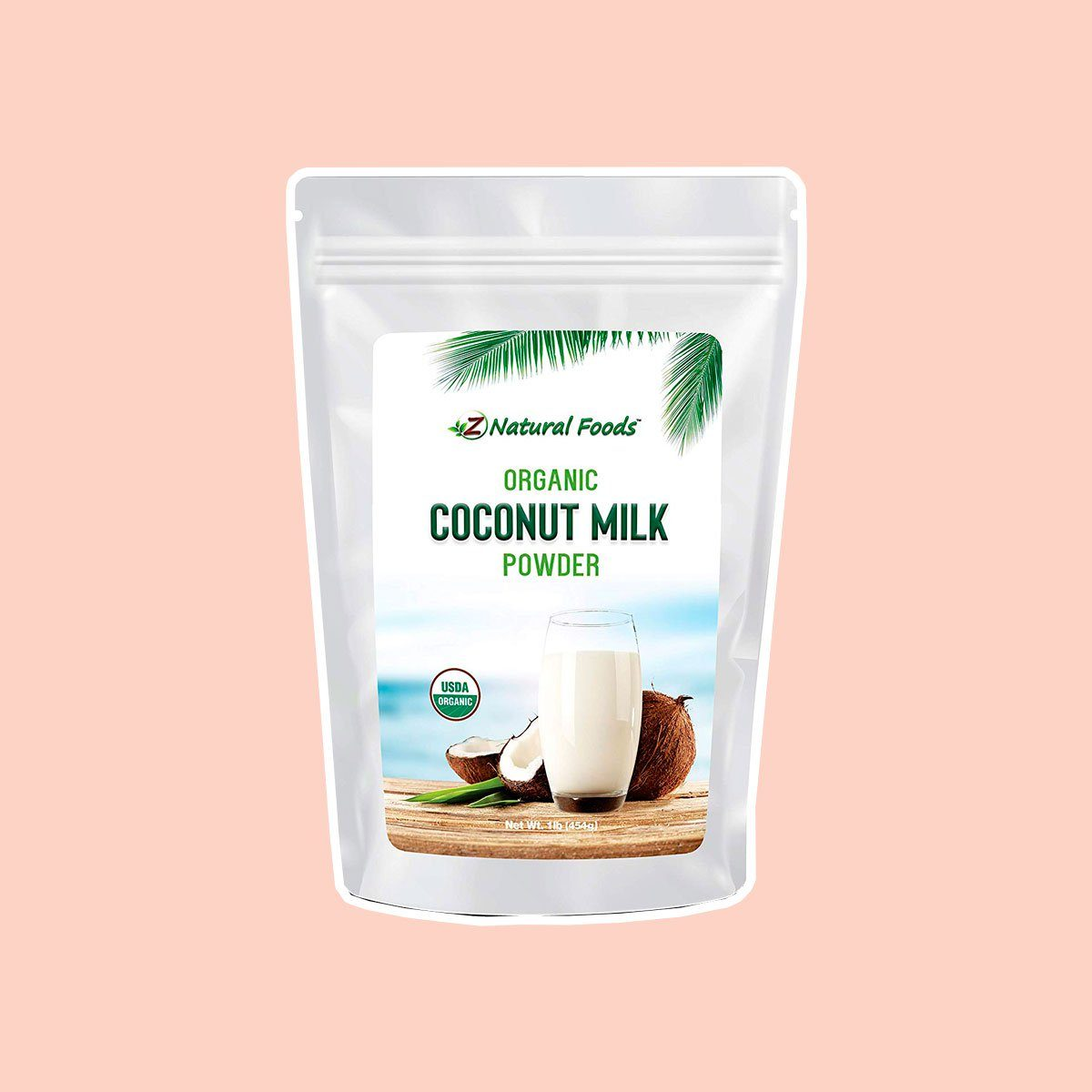 Z Natural Foods Organic Coconut Milk Powder