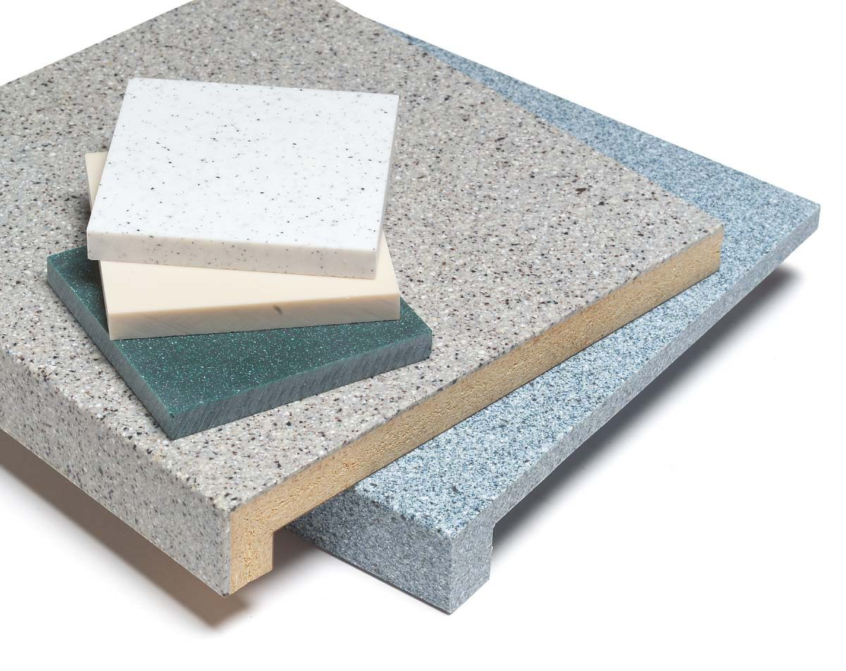 Buying Countertops Plastic Laminates Granite And Solid Surfaces