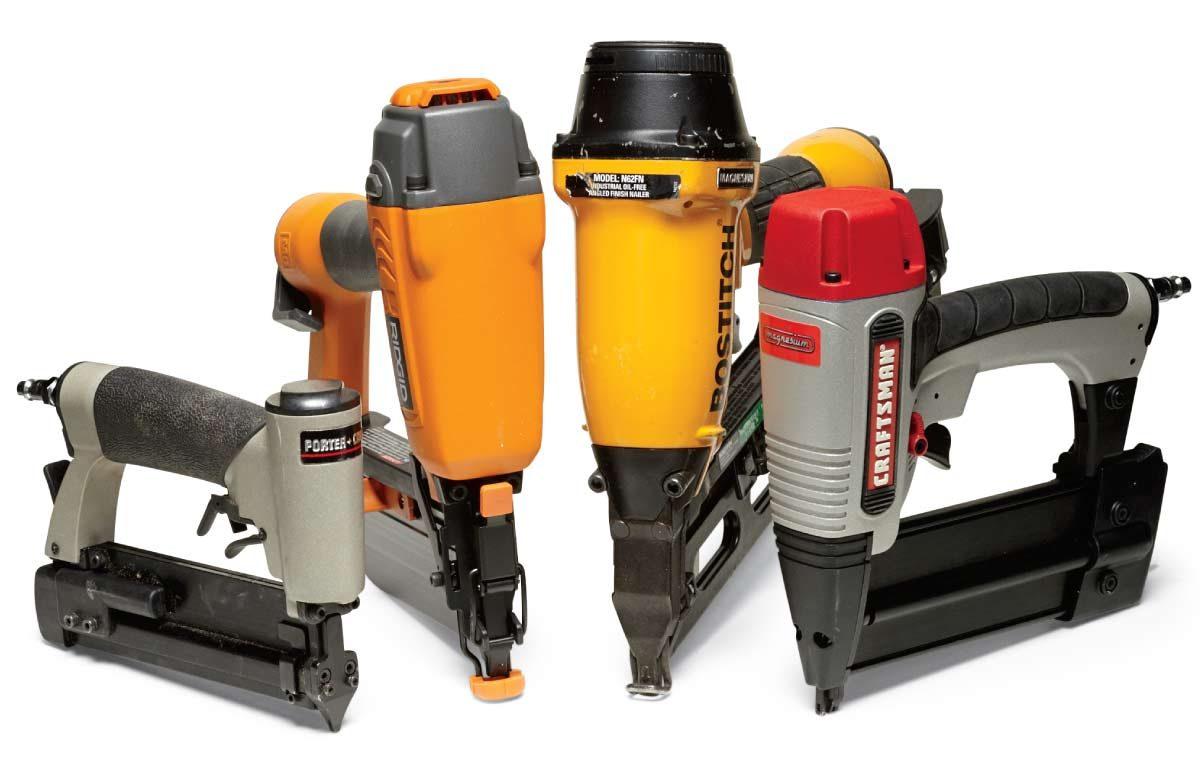 Finish Nailer Tips Family Handyman
