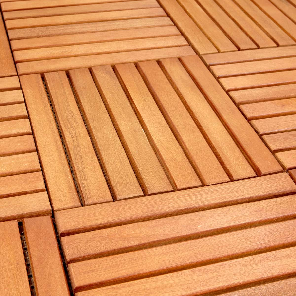 snap together wooden deck panels