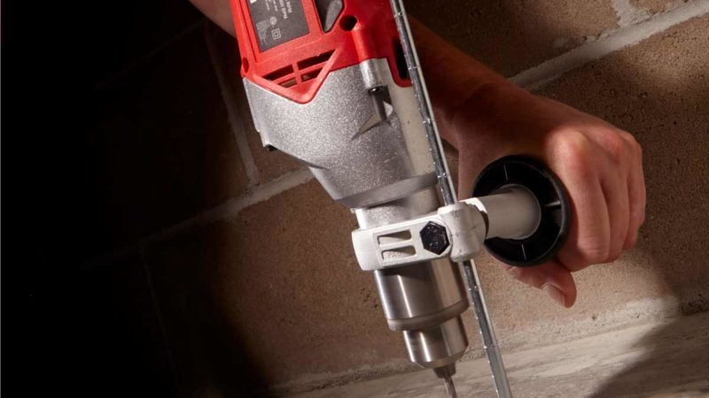 What is a Hammer Drill vs  Rotary Hammers | Family Handyman