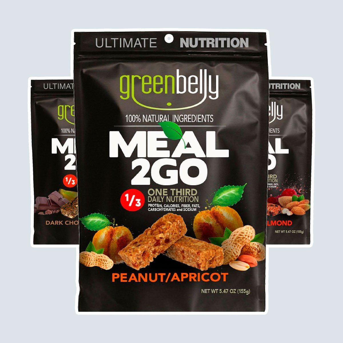 Greenbelly Backpacking Meal Bars