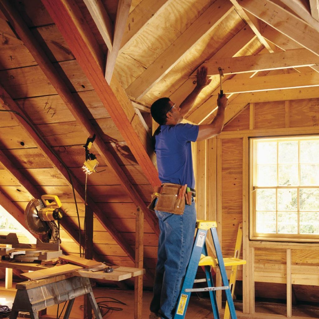 financing home improvements