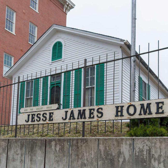 Jesse-James-Home