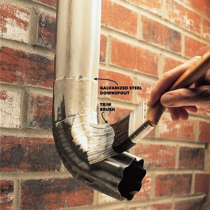 Painting-galvanized-steel