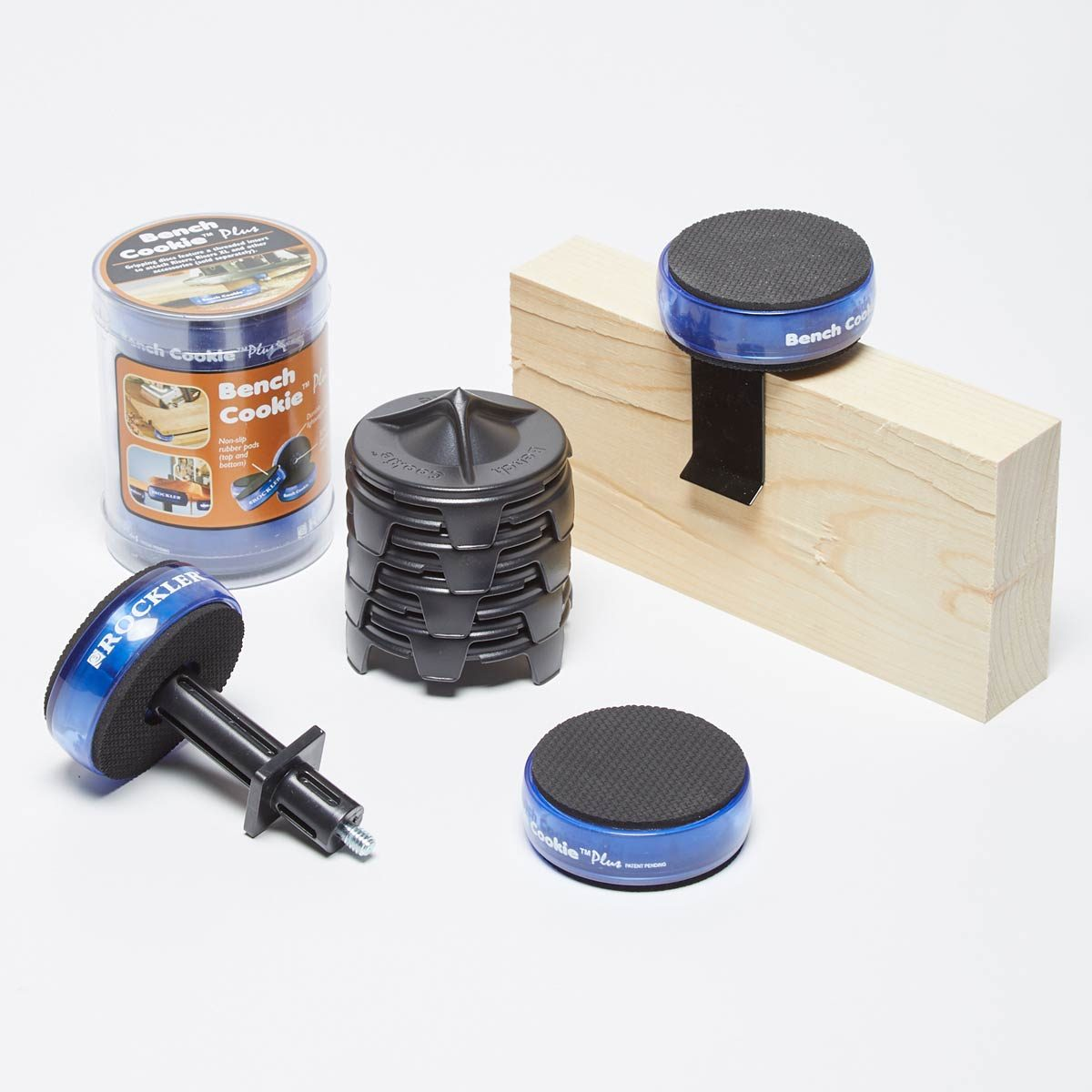 rockler bench cookies and accessories