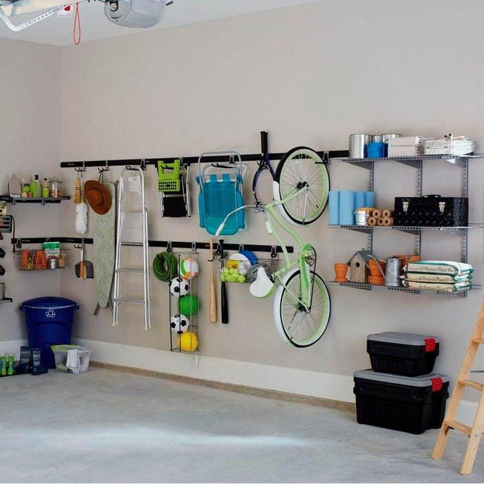 8 Garage Paint Ideas To Consider Inside, Interior Garage Paint