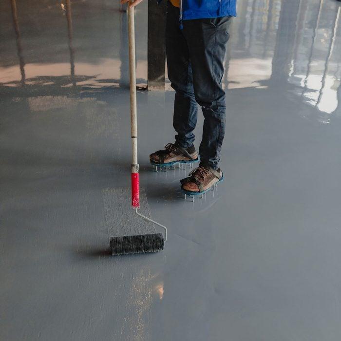 Floor Epoxy Gettyimages 1295831003