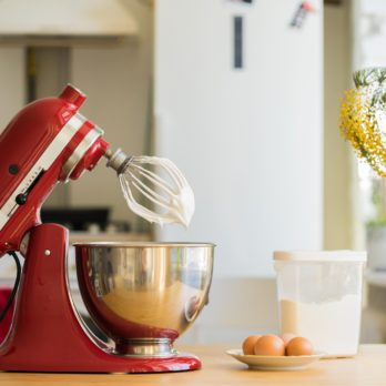 6 Surprising Facts You Never Knew About KitchenAid Mixers