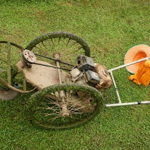 10 Vintage Lawn Mowers You Just Have to See